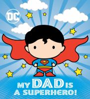 Cover image for My dad is a superhero!