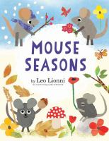 Cover image for Mouse seasons