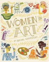 Cover image for Women in art