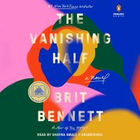 Cover image for The vanishing half [sound recording (book on CD)] : a novel
