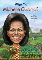 Cover image for Who is Michelle Obama?