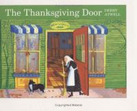 Cover image for The Thanksgiving door