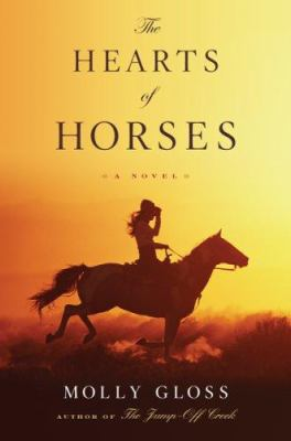 Cover image for The hearts of horses