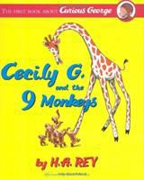 Cover image for Cecily G. and the 9 monkeys