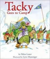 Cover image for Tacky goes to camp