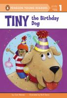Cover image for Tiny the birthday dog
