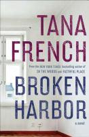 Cover image for Broken Harbor