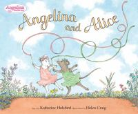 Cover image for Angelina and Alice