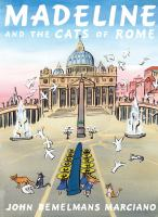 Cover image for Madeline and the cats of Rome