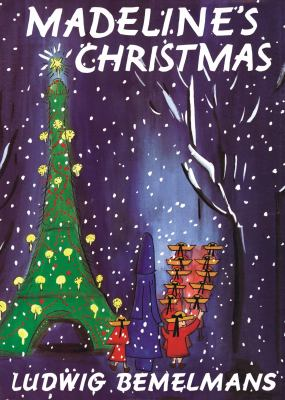 Cover image for Madeline's Christmas