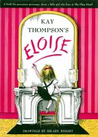 Cover image for Eloise; a book for precocious grown ups.