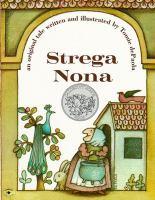 Cover image for Strega Nona [sound recording (book on CD)]