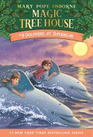 Cover image for Dolphins at daybreak