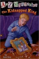 Cover image for The kidnapped king