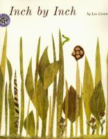 Cover image for Inch by inch
