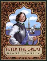 Cover image for Peter the Great