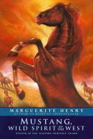 Cover image for Mustang, wild spirit of the West