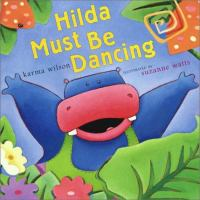 Cover image for Hilda must be dancing
