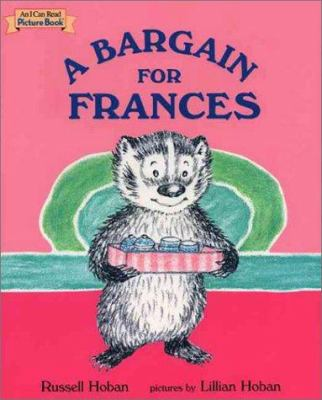 Cover image for A bargain for Frances
