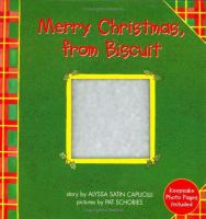 Cover image for Merry Christmas, from Biscuit