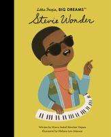 Cover image for Stevie Wonder