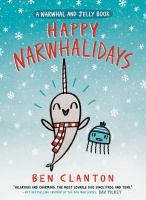 Cover image for Happy narwhalidays