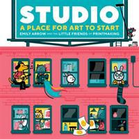 Cover image for Studio : a place for art to start