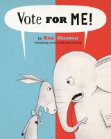 Cover image for Vote for me!