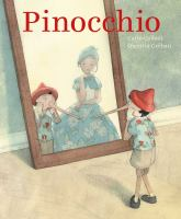 Cover image for Pinocchio