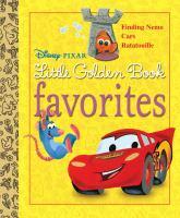 Cover image for Disney-Pixar little golden book favorites.