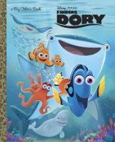 Cover image for Finding Dory