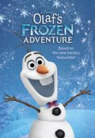 Cover image for Olaf's Frozen adventure : the deluxe junior novelization