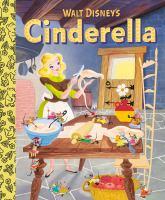 Cover image for Walt Disney's Cinderella