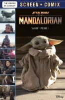 Cover image for Star Wars : the Mandalorian. Volume 1, Season 1.