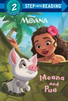 Cover image for Moana and Pua