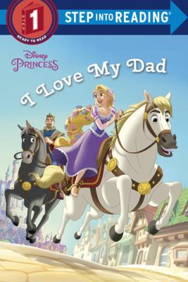 Cover image for I love my dad