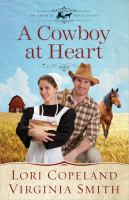 Cover image for A cowboy at heart