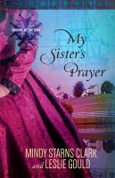 Cover image for My sister's prayer