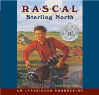 Cover image for Rascal [sound recording (book on CD)]