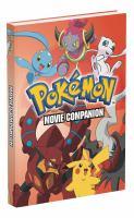 Cover image for Pokemon : movie companion
