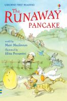 Cover image for The runaway pancake