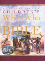Cover image for Who's who in the Bible