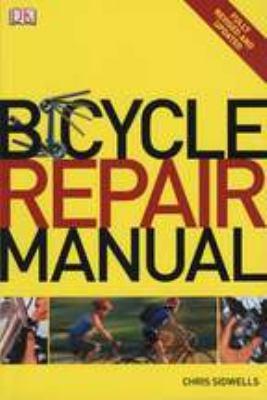 Cover image for Bicycle repair manual