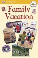 Cover image for Family vacation