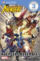 Cover image for Avengers assemble!