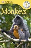 Cover image for Monkeys.