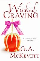 Cover image for Wicked craving