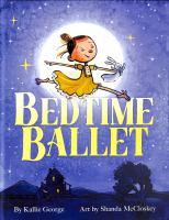 Cover image for Bedtime ballet