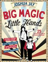Cover image for Big magic for little hands