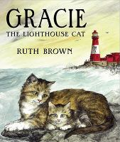 Cover image for Gracie the lighthouse cat